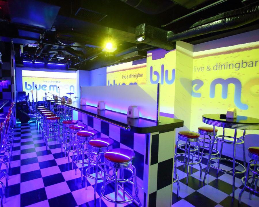 ライブハウス赤坂ライブ&ダイニングバーBlue moon<ブルームーン>